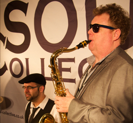 Soul Collective UK Band London